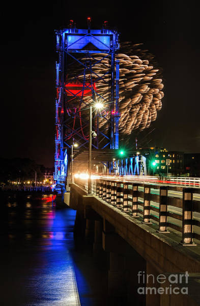 Photograph - Fireworks On The 4th II by Sharon Seaward