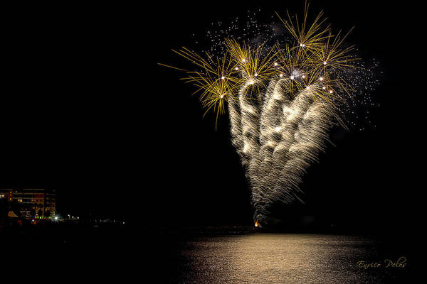 Photograph - Fireworks San Lorenzo Al Mare 2013 1983 - Ph Enrico Pelos by Enrico Pelos