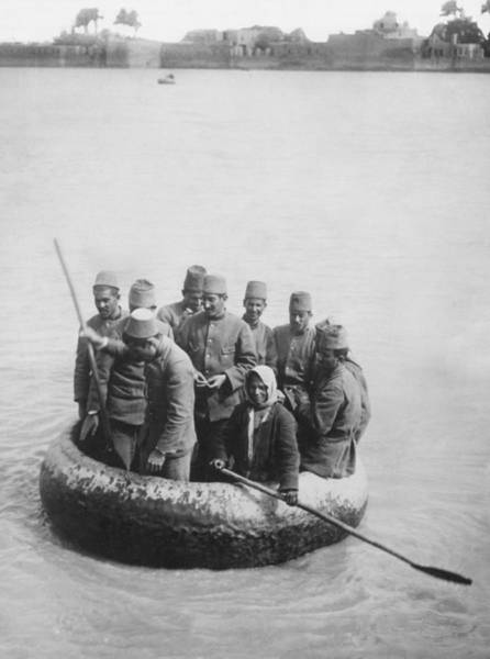 1912 Photograph - First Balkan-turkish War by Underwood Archives
