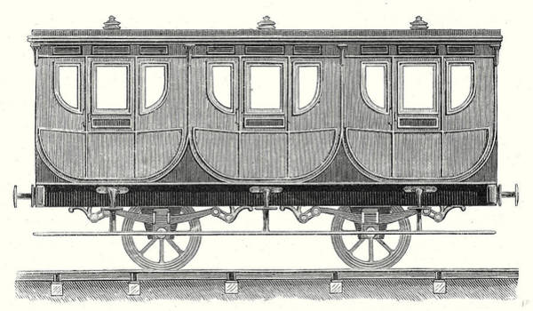 Wagon Train Drawings | Fine Art America