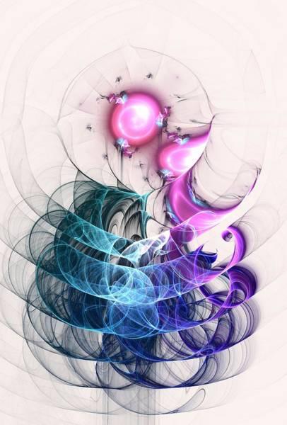 Digital Art - First Impression by Anastasiya Malakhova