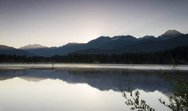 Duck Hunt Photograph - First Light by Aaron Bedell