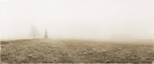Cemetery Ridge Photograph - First Minnesota Monument Gettysburg by Jan W Faul