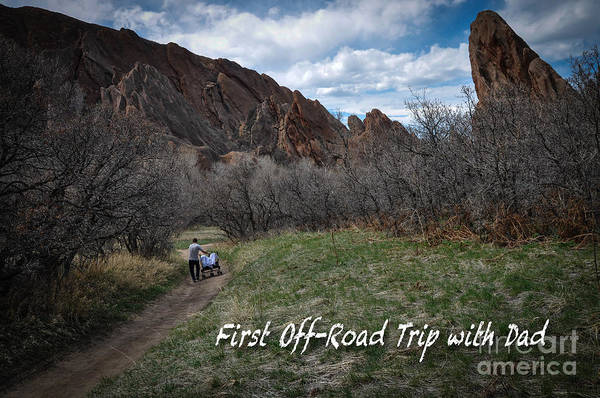 Photograph - First Off Road Trip by Cheryl McClure