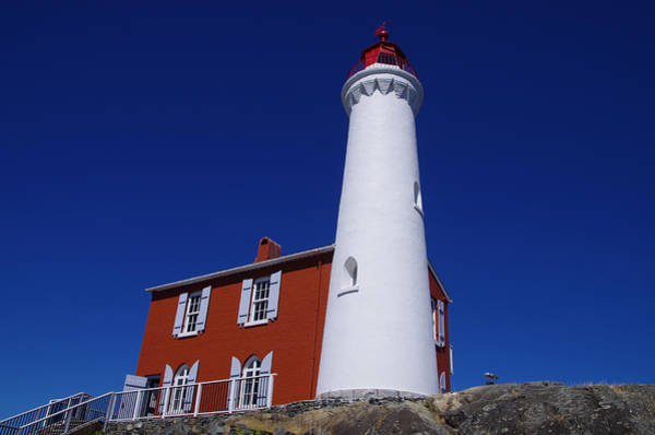 Photograph - Fisgard Lighthouse 4 by Marilyn Wilson