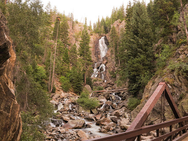 Photograph - Fish Creek  by Kevin  Dietrich