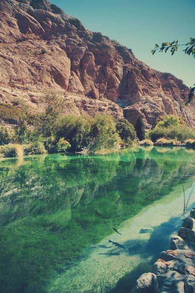 Desert Landscape Wall Art - Photograph - Fish Gotta Swim by Laurie Search