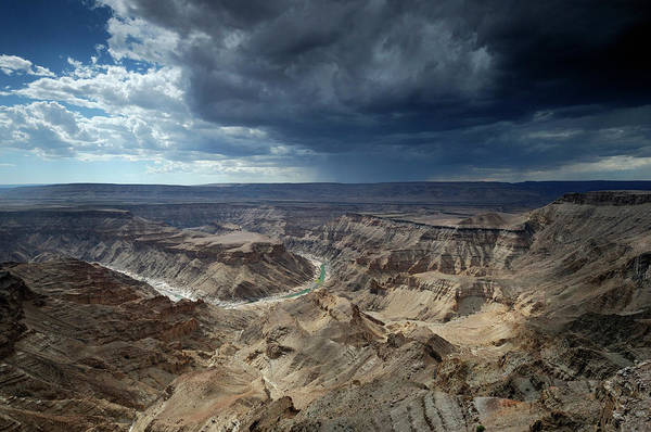 Wall Art - Photograph - Fish River Canyon Conservation Area by Christian Heeb