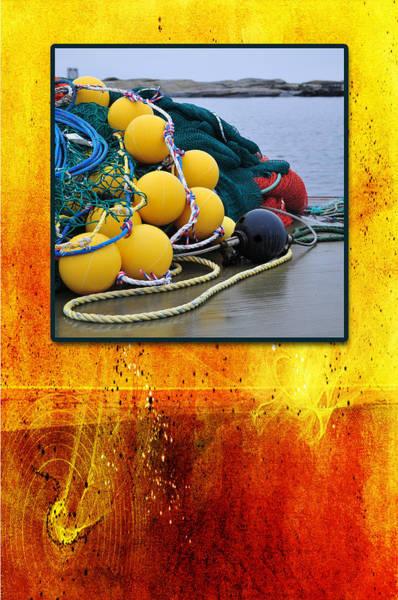 Photograph - Fisherman's Greeting by Randi Grace Nilsberg