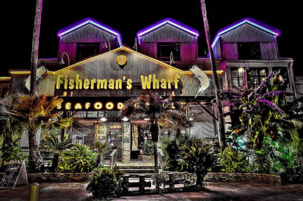 Photograph - Fisherman's Wharf by David Morefield