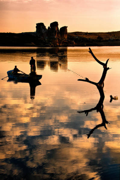 Photograph - Fishermen by Okan YILMAZ