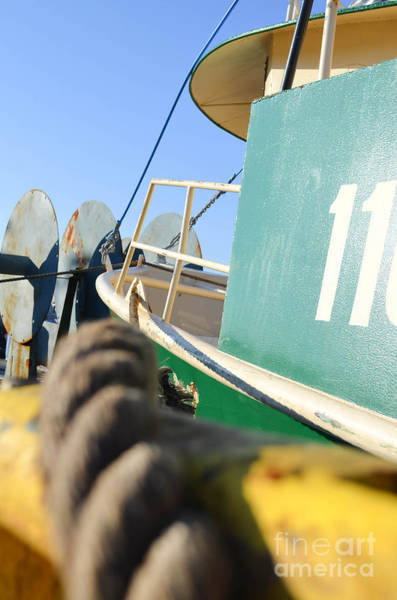 Photograph - Fishing Boat by Andrea Anderegg