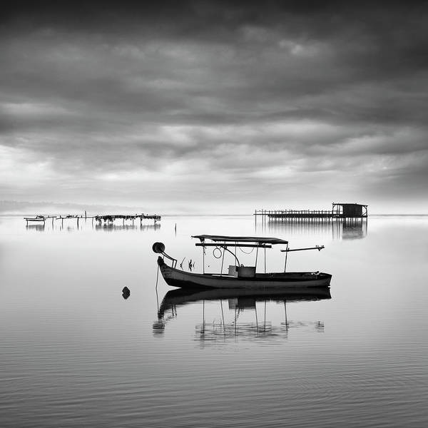 Wall Art - Photograph - Fishing Boat II by George Digalakis