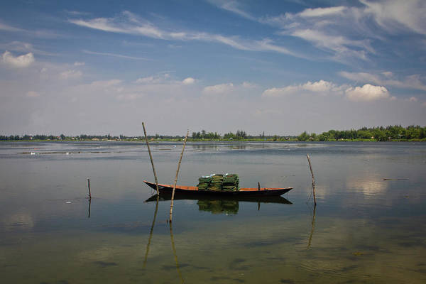 Hoi An Photograph - Fishing Boat by Janette Asche