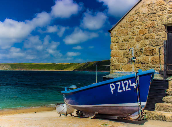Fishing Boat Photograph - Fishing Boat by Martin Newman