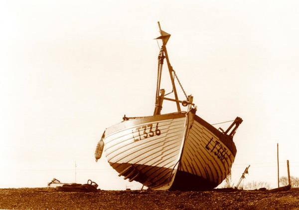 Wall Art - Photograph - Fishing Boat by Peter Mooyman