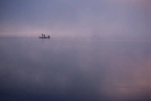 Photograph - Fishing by Carol Erikson