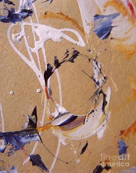 Entangled Painting - Fishing For Tarpon by Nancy Kane Chapman
