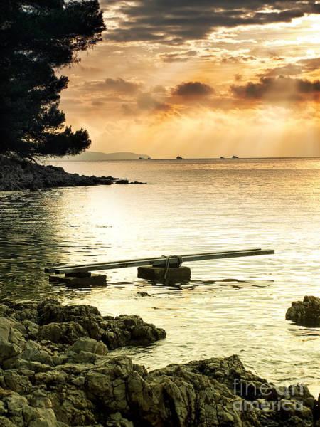 Losinj Photograph - Fishing Horizon by Sinisa Botas