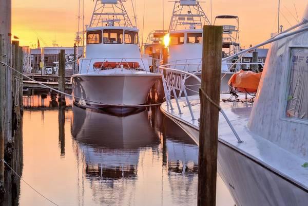Destin Photograph - Fishing In Destin  by JC Findley