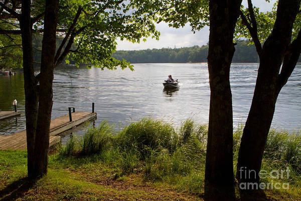 Photograph - Fishing Up North by Kevin McCarthy