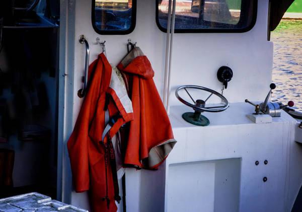 Photograph - Fishing Wear by Tom Singleton