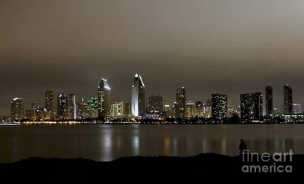 Wall Art - Photograph - Fishing With A View by Jennifer Ramirez