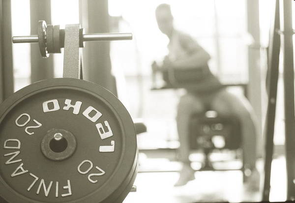 Wall Art - Photograph - Fitness Training by Matthew Munro/science Photo Library