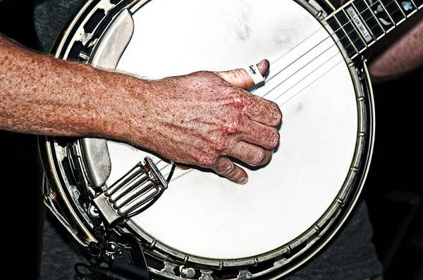 Photograph - Five-finger Pickin' by Andy Crawford