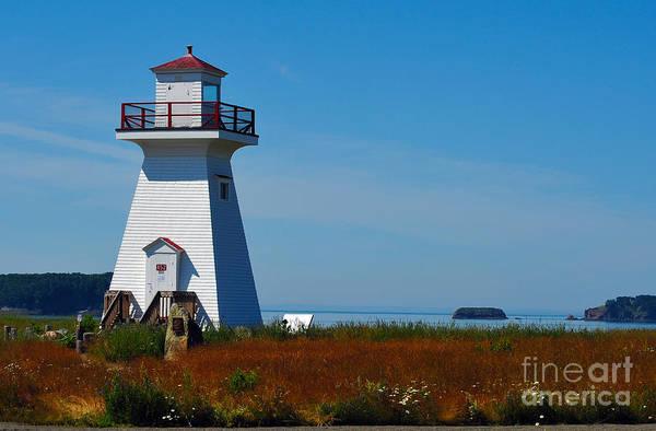 Photograph - Five Islands Lighthouse by Randi Grace Nilsberg