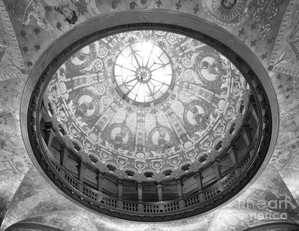 Photograph - Flagler College Ponce De Leon Interior by University Icons