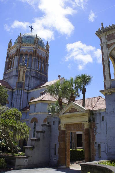 Flagler Photograph - Flaglers Resting Place by Laurie Perry