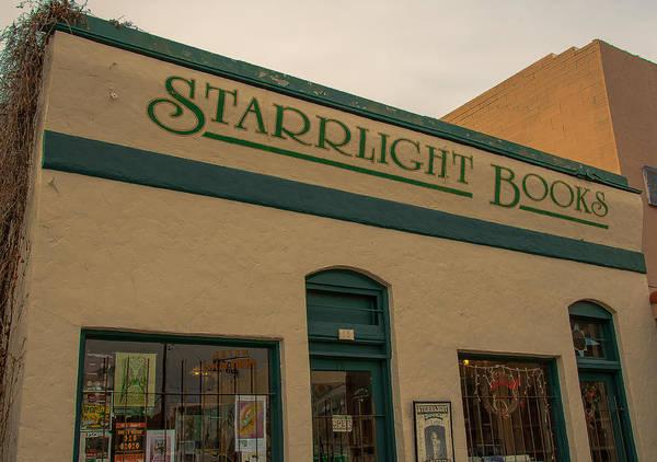 Photograph - Flagstaff Bookstore by Steven Lapkin