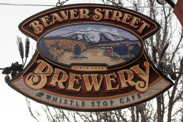 Photograph - Flagstaff Brewery by Steven Lapkin