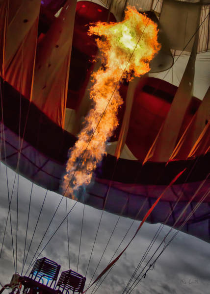 Photograph - Flame On Two by Bob Orsillo