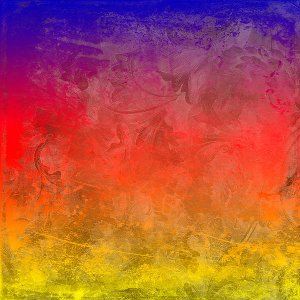 Digital Art - Flame by Peter Tellone