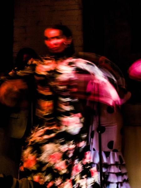 Photograph - Flamenco Dancer by Jim DeLillo