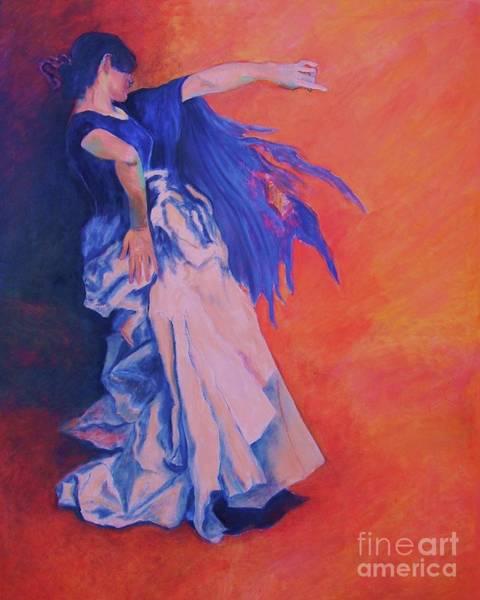 Flamenco-john Singer-sargent Art Print