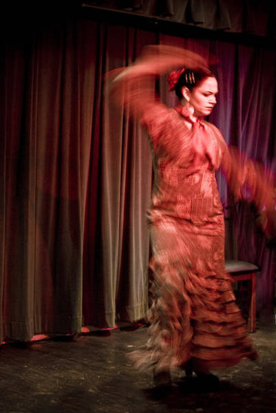 Photograph - Flamenco Series 13 by Catherine Sobredo
