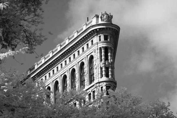 New York City - Flat Iron Prow Art Print