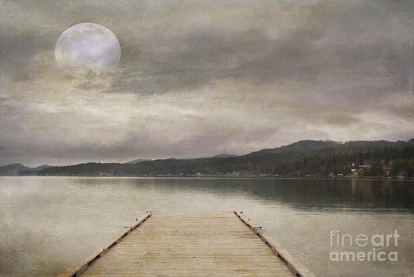 Photograph - Flathead Lake by Juli Scalzi