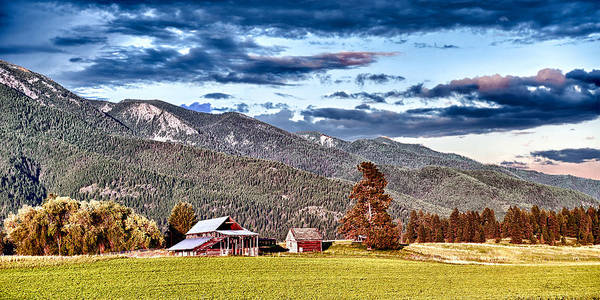Photograph - Flathead Valley by Renee Sullivan