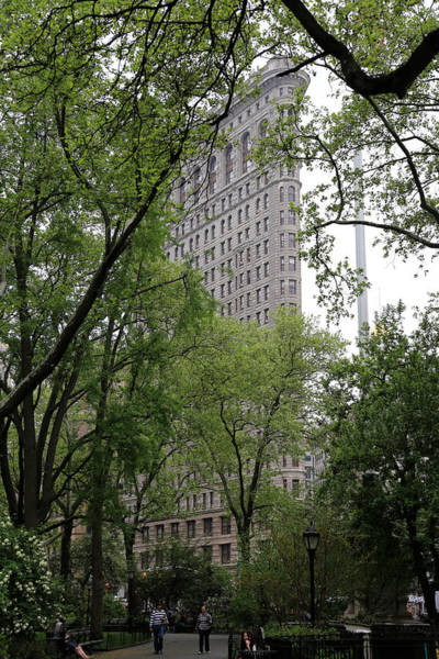Photograph - Flatiron Building 3 by Andrew Fare