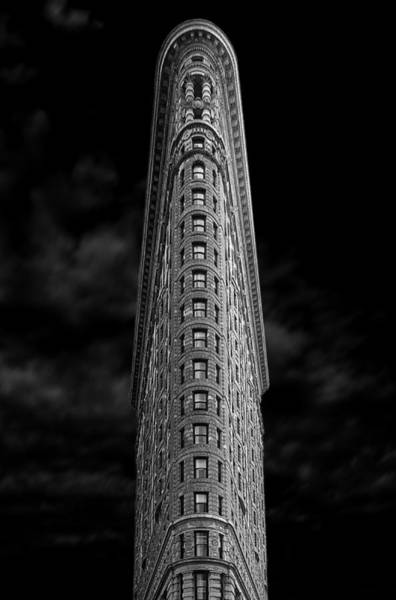 Tall Photograph - Flatiron by Jan Rauwerdink