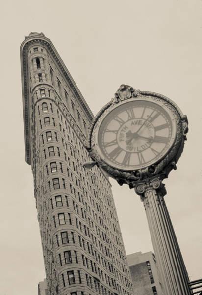Photograph - Flatiron by Matthew Pace
