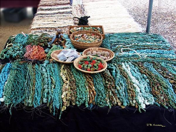 Photograph - Flea Market Jewels by R B Harper