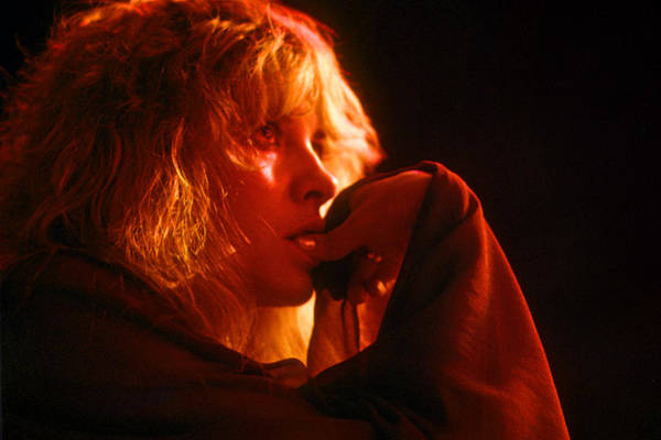 Stevie Nicks Photograph - Fleetwood Mac by Michael Mastro