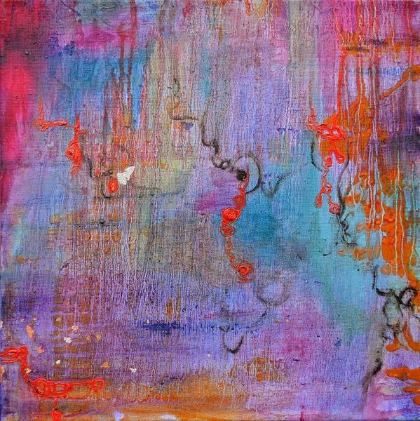 Painting - Flight Of Fancy by Regina Valluzzi
