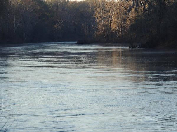 Flint River 31 Art Print