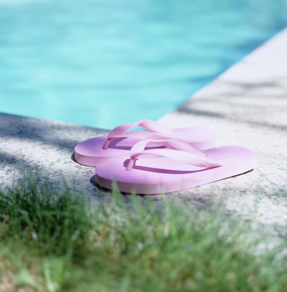 Flip Flops Photograph - Flip-flops by Cristina Pedrazzini/science Photo Library